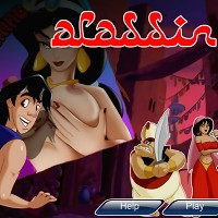 Play Aladdin's wicked hot flash gameand fuck to victory!
