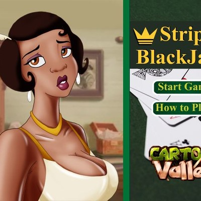 Play Strip Black Jack with Princess Taiana and get her naked!