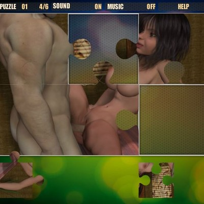 New puzzle game! Piece together these naughty puzzlers!