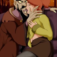 Anastasia seduced by evil Rasputin. Part I.