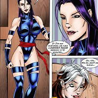 Rogue loses her powers – Part 5