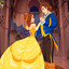 Belle gets intense cunnilingus from her Prince!