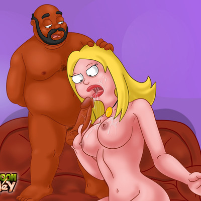 Francine and American Dad have the kinkiest sex life!