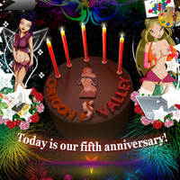 Today is our fifth anniversary!